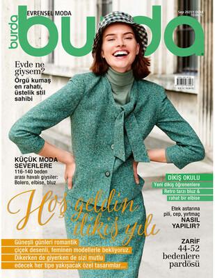 BURDA - Burda Dergi - 2021 Ocak Sayısı
