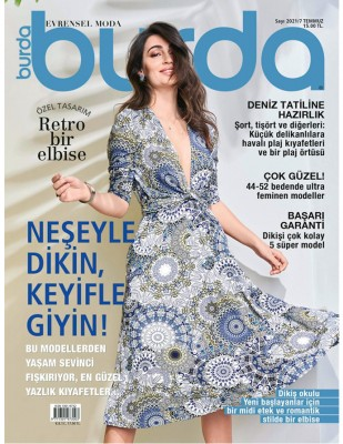 BURDA - Burda Dergi - 2021 Temmuz Sayısı