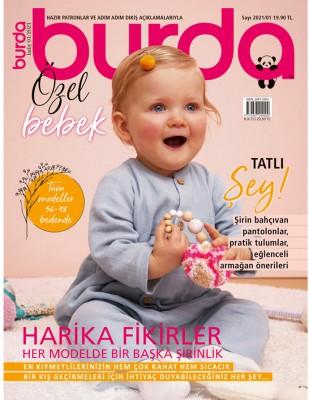 BURDA - Burda Dergi - Özel Bebek Sayısı - 2021 / 1