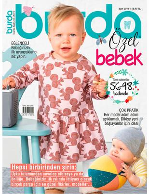 BURDA - Burda Özel Bebek Sayı -2019 / 01