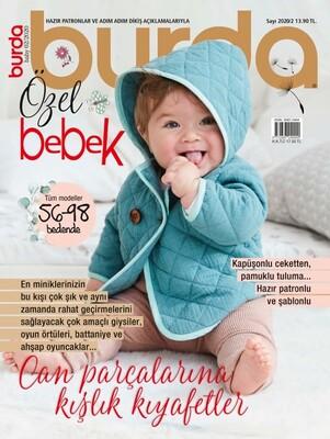 BURDA - Burda Özel Bebek Sayı - 2020 / 02