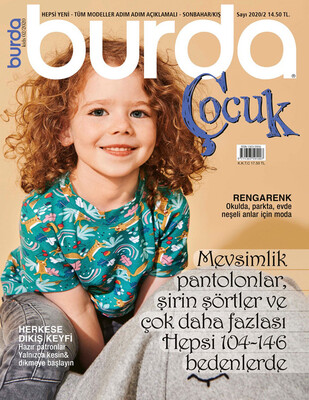 BURDA - Burda Özel Sayı - Çocuk - 2020 / 02
