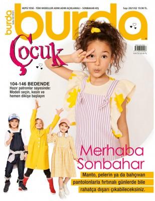 BURDA - Burda Özel Sayı - Çocuk / Sonbahar Kış - 2021 / 02