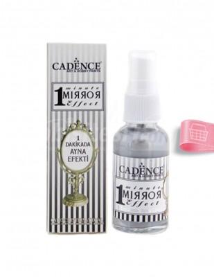 CADENCE - Cadence Ayna Efekti - Mirror Effect - 30 ml
