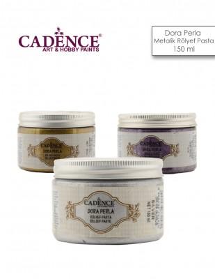 CADENCE - Cadence Dora Perla Rölyef Paste - 150 ml (1)