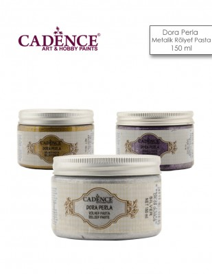 CADENCE - Cadence Dora Perla Rölyef Paste - 150 ml
