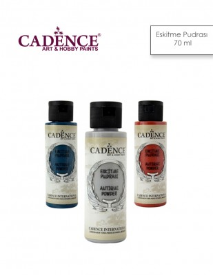 CADENCE - Cadence Eskitme Pudrası - 70 ml