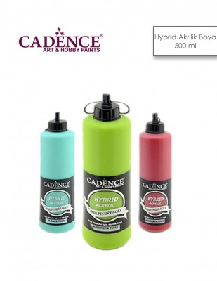 CADENCE - Cadence Hybrid Multisurfaces Akrilik Boya - 500 ml