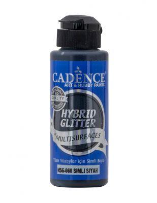 Cadence Hybrid Multisurfaces Simli Akrilik Boyalar - 120 ml