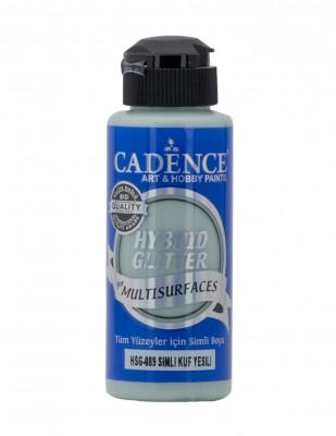 Cadence Hybrid Multisurfaces Simli Akrilik Boyalar - 120 ml - Thumbnail