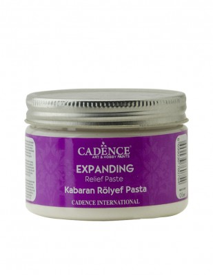 CADENCE - Cadence Kabaran Rölyef Paste - 150 ml