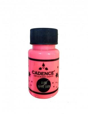 CADENCE - Cadence Glow In Dark - Karanlıkta Parlayan Boyalar - 50 ml (1)