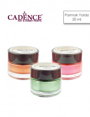 CADENCE - Cadence Parmak Yaldız - 20 ml