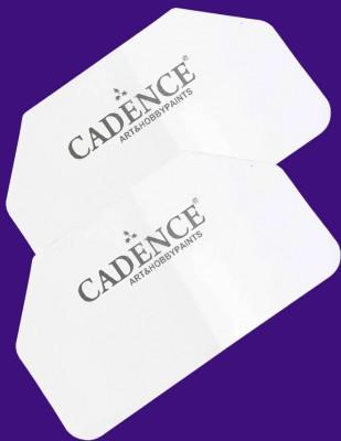CADENCE - Cadence Plastik Spatula - 2li Set - 7 x 12 cm
