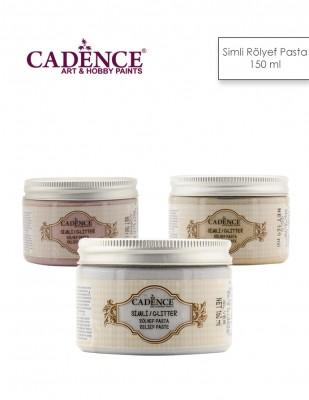 CADENCE - Cadence Simli Rölyef Paste - 150 ml