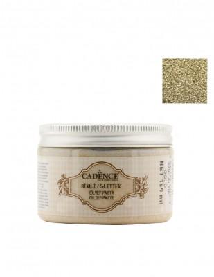 CADENCE - Cadence Simli Rölyef Paste - 150 ml (1)