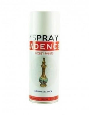 CADENCE - Cadence Sprey Yaldız - 400 ml - Mat Gümüş