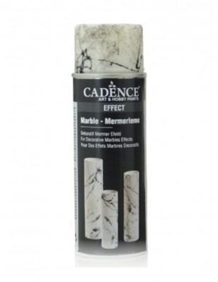 CADENCE - Cadence Sprey Mermer Efekti - 200 ml - Siyah
