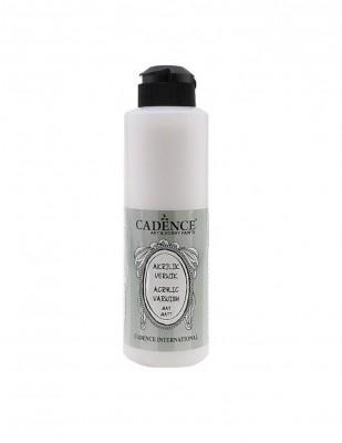 CADENCE - Cadence Su Bazlı Mat Vernik - 250 ml