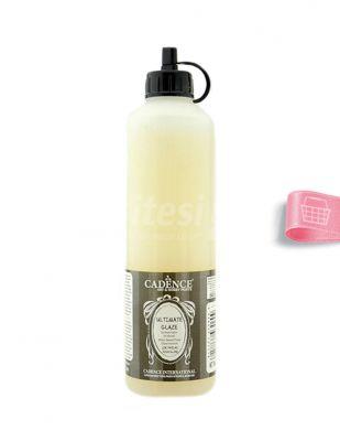 Cadence Su Bazlı Ultimate Glaze Parlak Vernik - 500 ml