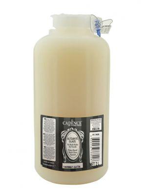 Cadence Su Bazlı Ultimate Glaze Yarımat Vernik - 2000 ml