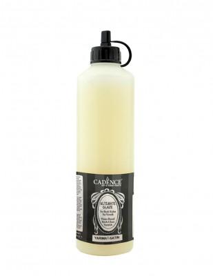 CADENCE - Cadence Su Bazlı Ultimate Glaze Yarımat Vernik - 500 ml