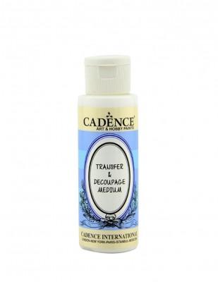 CADENCE - Cadence Transfer Dekopaj Tutkalı, Mediumu - 70 ml