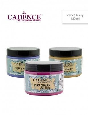 CADENCE - Cadence Very Chalky Home Decor Boya - 150 ml