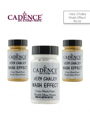 CADENCE - Cadence Very Chalky Wash Effect - 90 ml (1)
