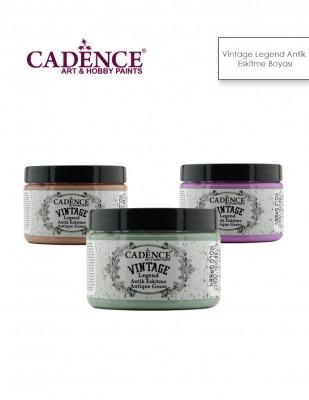 CADENCE - Cadence Vintage Legend Antik Eskitme Boyası - 150 ml
