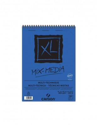 CANSON - Canson XL Media Defter, A5 - 300 gr - 15 Sayfa
