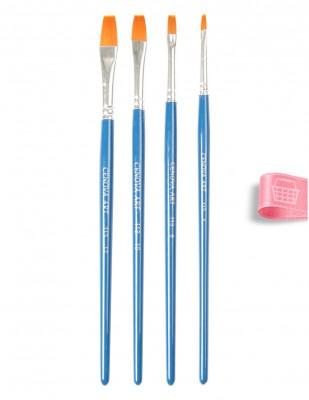 CENOVA - Cenova Fırça Seti - Set 113 4 lü (1)