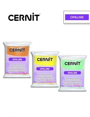 CERNIT - Cernit Opaline, Porcelain Finish Polimer Kil