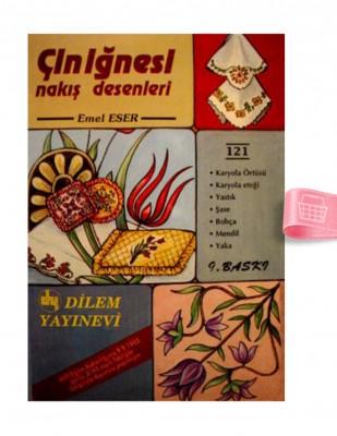 DİLEM YAYINLARI - Çin İğnesi Nakış Desenleri - Sayı 121