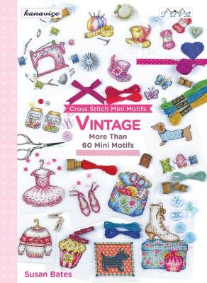 TUVA - Cross Stitch Mini Motifs: Vintage