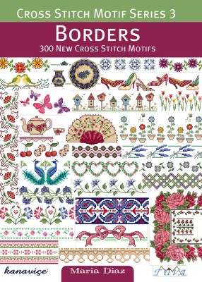 TUVA - Cross Stitch Motif Series 3: Borders