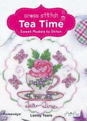 TUVA - Cross Stitch Tea Time