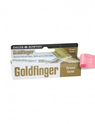 DALER ROWNEY - Daler Rowney Goldfinger, Parmak Yaldız - Green Gold