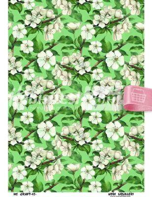 Dekupaj Kağıdı - 35 x 45 cm Takribi - LSD45