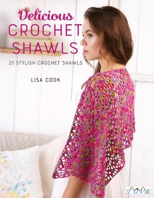 TUVA - Delicious Crochet Shawls