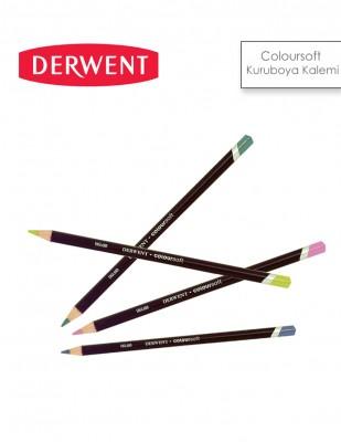 DERWENT - Derwent Coloursoft Kuruboya Kalemleri