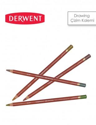 - Derwent Drawing Yağlı Çizim Kalemi (1)
