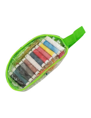 - Dikiş Seti, Çantalı - Renkli (1)