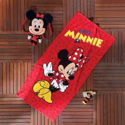 - Disney Miss Minnie Plaj Havlusu - 75x150 cm