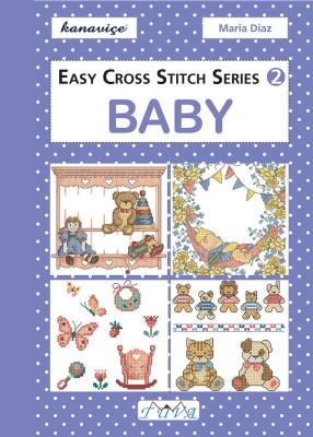 TUVA - Easy Cross Stitch Series 2: Baby