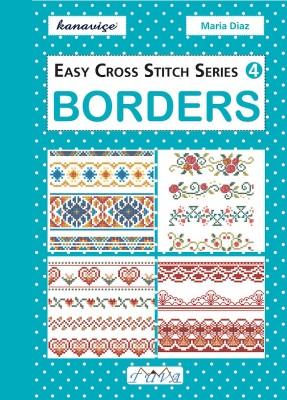 TUVA - Easy Cross Stitch Series 4: Borders