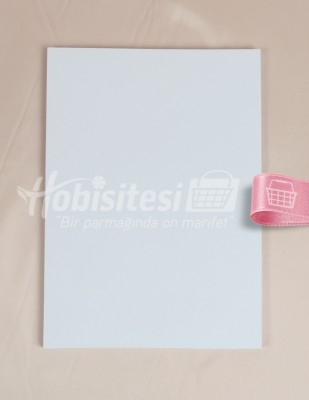KOZA SANAT - Koza Sanat Ebru Kağıdı - Beyaz - 25 x 35 cm 100 Adet