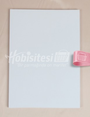 KOZA SANAT - Koza Sanat Ebru Kağıdı - Beyaz - 35 x 50 cm 100 Adet