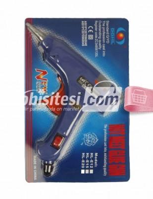 - Elektrikli Küçük Silikon Tabanca - 20W - Emniyetli