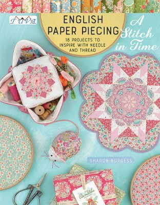 TUVA - English Paper Piecing - A Stitch in Time